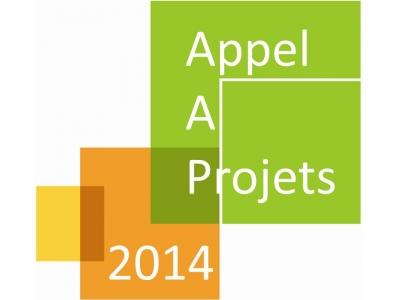 Logo appel à projets 2014