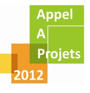Appel à projets 2012