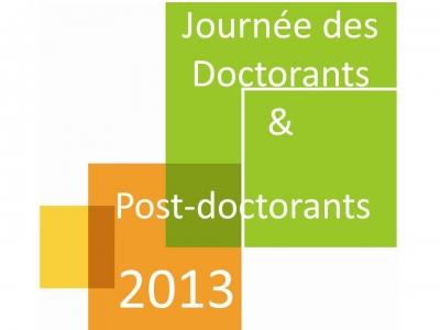 """29 mars 2013 - 4ème édition de la """"Journée des doctorants et des post-doctorants du DIM ASTREA"""""""