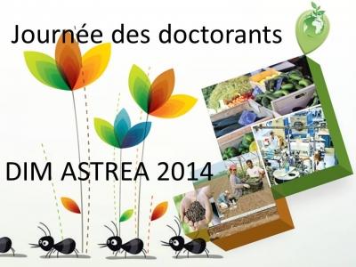 Logo Journée des doctorants 2014